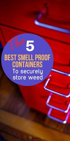 Want to store your weed safely and securely for as long as possible? Then read the complete guide on how to best store your marijuana and check out the 5 best containers depending on your needs… Stash Containers, Stash Jars, Medical Marijuana, Cannabis, Vaping For Beginners, Hemp Leaf, Jar Storage, Healthy Alternatives, Vape