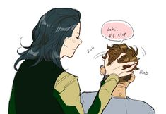 Thor X Loki, Marvel Funny, Marvel Memes, Marvel Avengers, Avengers Art, Avengers Comics, Stucky, Superfamily Avengers, Marvel Couples