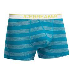 Anatomica Boxers Stripe Men (102914), Pánské termoprádlo Icebreaker | Hudy.cz