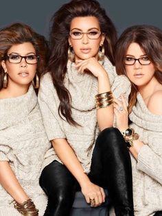 Kourtney Kardashian-Disick, Kim Kardashian-West and Kloe Kardashian-Odom