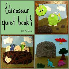 Quiet Book Round Up {2013}