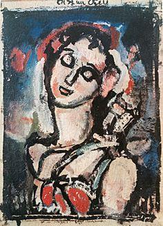 The Bluebird, 1940 , Georges Roualt