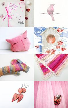 Happy New Year by Gwen Lim on Etsy--Pinned with TreasuryPin.com