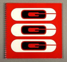 Lester Beall - graphic designer Book Design for Connecticut General 1959