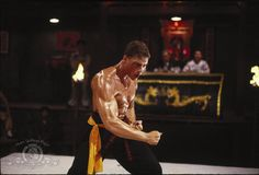 Still of Jean-Claude Van Damme in Bloodsport (1988)