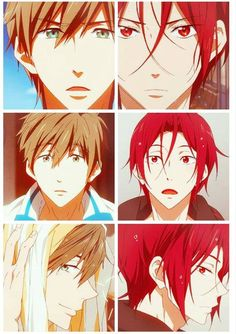 no offense rin ....but... makoto is way too beautiful...