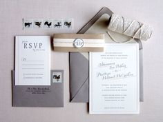 Looking for a peaceful palette for your wedding? Go neutral.