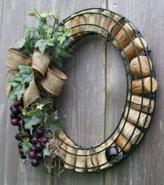... Cork ornaments on Pinterest