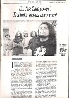 first brazilien band treblinka later