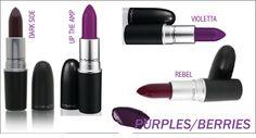 The Top 25 MAC Lipsticks for Brown Girls/WOC*
