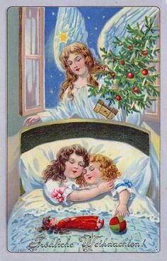 weihnachtskarten aus dem kaiserreich - Buscar con Google