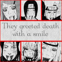 naruto dead | Naruto: Smiling at Death by ~ManosRockman on deviantART