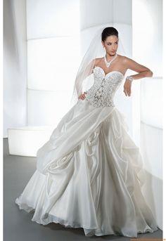 Vestido de novia Demetrios 2866 2013