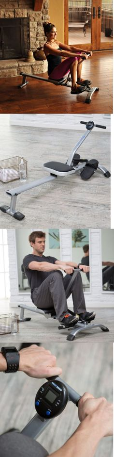 Rowing Machines 28060: Rowing Machines Stamina Cardio Rower Home Exercise Gym Fitness Body Row Glider -> BUY IT NOW ONLY: $124.98 on eBay!