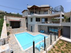 Gorgeous Eco Friendly Seaside Athens Villa - VRBO