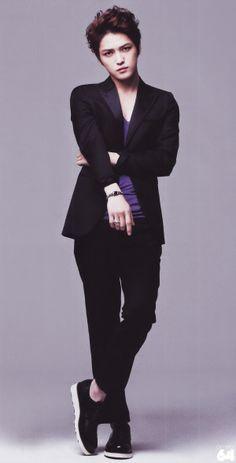 JYJ Jae Joong - Movie Week Magazine December Issue '12