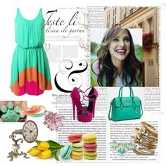 Mindy, created by veeeona on Polyvore love it