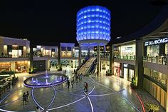 Jockey Plaza, centro comercial en Lima, Perú.
