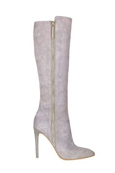 French Connection Molly Suede Knee High Boots