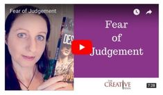 Writing And The Fear Of Judgment - by Joanna Penn...