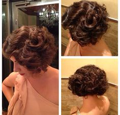20's hairstyle for short hair
