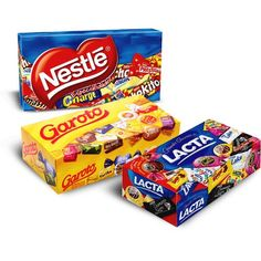 caixa chocolate lacta nestle garoto - Google Search