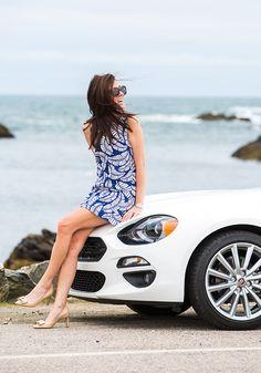 Fiat Around Newport | Classy Girls Wear Pearls | Bloglovin'