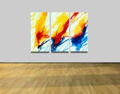 Large Original Modern Contemporary Colorful Art Resin Painting Tara Baden Signed #Abstract Modern Contemporary, Resin, Tapestry, Colorful, Signs, The Originals, Abstract, Artist, Painting