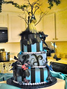 I can't believe one of these cakes! U almost don't want to eat them