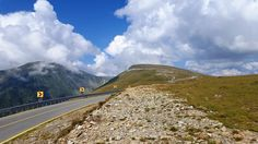 We often felt like touching the clouds so high in the sky Transalpina road took us. Eastern Europe, Romania, Country Roads, Felt, Clouds, Sky, Mountains, Travel, Heaven
