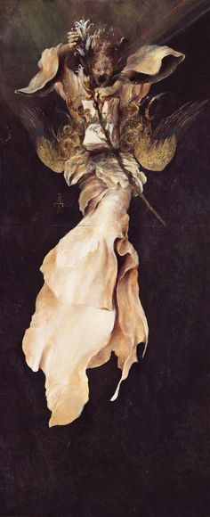 Denis Forkas Kostromitin - Gabriel (The Dream of Annunciation I). 2013