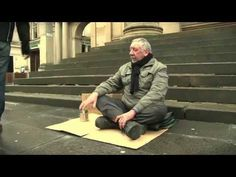 The Power of Words A girl Changed a BLIND man Day Amazing - YouTube