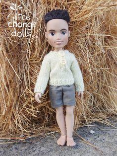 Tree Change Doll 48 OOAK repainted restyled by TreeChangeDolls