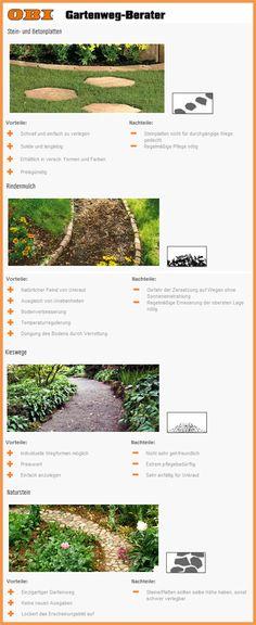 Gartenweg anlegen \u2013 Schritt 8 von 9 Gartenwege Pinterest