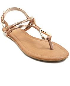 Amorette - Tan Bronx Colors, Sandals, Diamonds, Shoes Sandals, Sandal