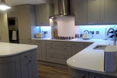 diy kitchens brisbane queensland. broadoak painted kitchen - diy kitchens diy brisbane queensland