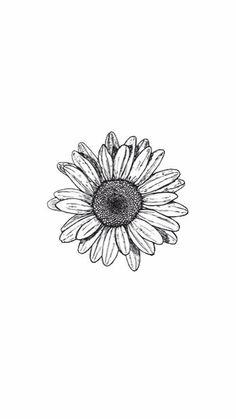 Grab your hot tattoo designs. Get access to thousands of tattoo designs and tattoo photos Flower Tattoos, Small Tattoos, Cool Tattoos, Tatoos, Daisies Tattoo, Tattoo Finder, Tattoo Minimaliste, Tattoo Zeichnungen, Neue Tattoos
