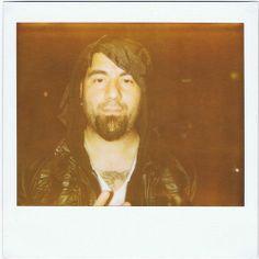 Polaroids  of Chino Moreno