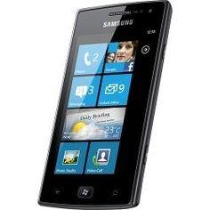 Celular Samsung Omnia Sgh-i677 Windows Phone7.5 8gb Nacional - R$ 679,99