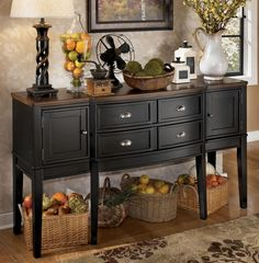 Owingsville Dining Room Server By Signature Design Ashley