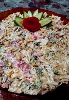 Greek Recipes, Cobb Salad, I Am Awesome, Rice, Tasty, Cooking, Food, Salads, Baking Center