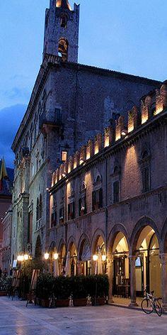 Palazzo dei Capitani -Ascoli Piceno