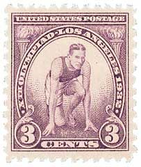 1932 3c 10th Summer Olympic Games