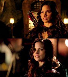 Arrow - Nyssa al Ghul