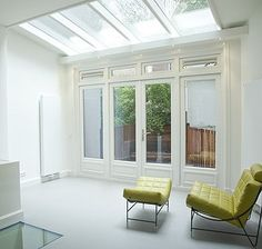 Garden Room, Hallway Colours, House, Garden Room Extensions, Spanish Exterior, House Exterior, Home Remodeling, Garden Doors, Hallway Colour Schemes