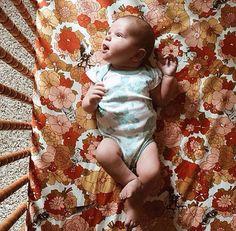 Literie lit les filles filles bois de lit feuilles ou par Babiease