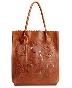 Patricia Nash Handbag, Cavo North South Tote - Tote Bags - Handbags & Accessories - Macy's