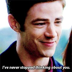 When Barry and Iris FINALLY confessed their love for each other before Barry UNDID IT ALL