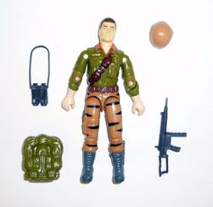 GI Joe 1988 BUDO Backpack