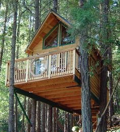 Spend The Night At The Unique Treehouse Paradise In Oregon For An Unforgettable Experience